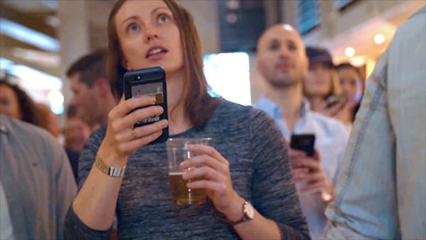 Guests stay longer buy more drinks when they play games on CrowdPlay.